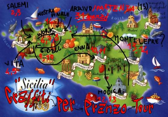 sicilia mappa